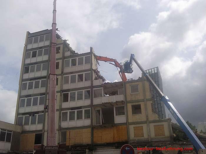 Ehemalige Kieztanke Hamburg St. Pauli