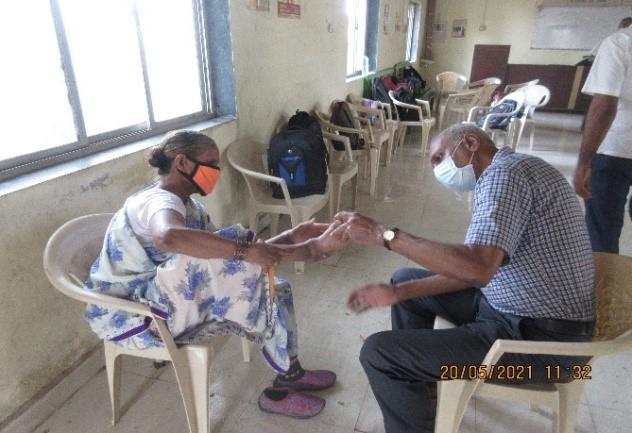 Ein neues Leben nach der Lepra – Zwei Erfolgsgeschichten