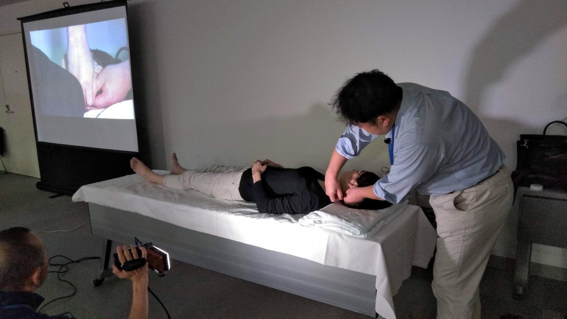 中医鍼灸実技