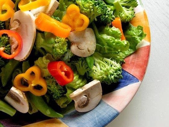 Vegetariano.