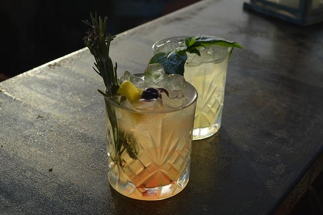 Rum Sorten für feine Drinks