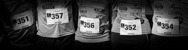 Sportfreunde Attl beim 6ten Simssee Halbmarathon