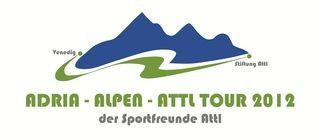 Logo Adria Alpen Attl Tour 2012