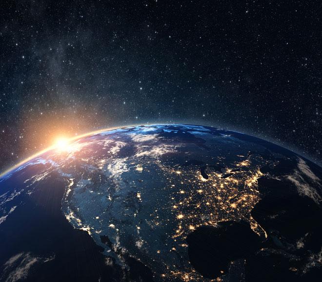 The energy of the new Earth ♥ Gerrit Gielen ♥ Lightraisers