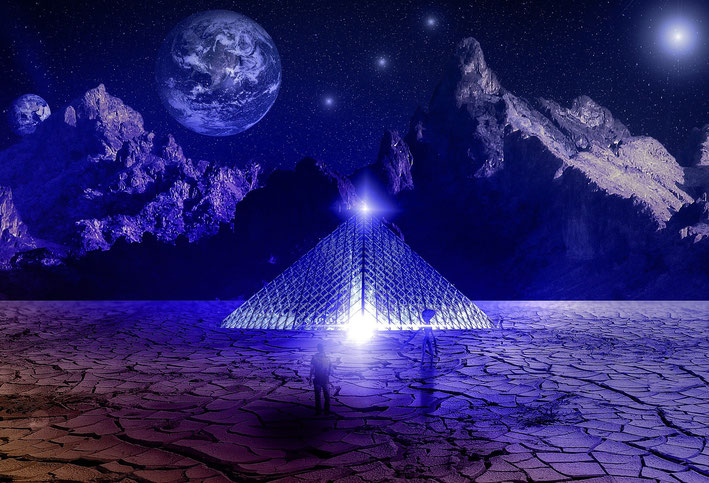 The cosmology of the Universe  ♥ Kryon ♥ Lightraisers