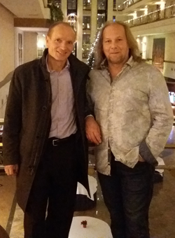 Dr. Norbert Preetz & Klaus Thiel