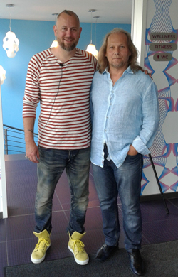 Jan Becker & Klaus Thiel