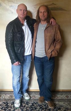 David Woods & Klaus Thiel