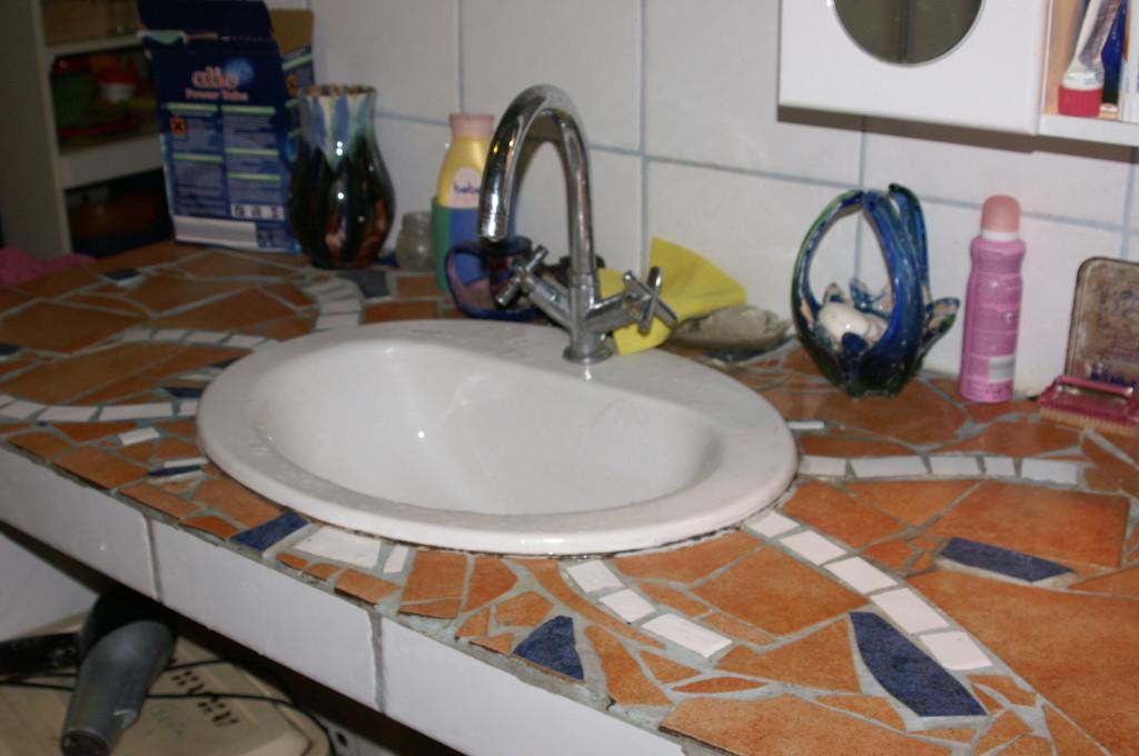 Waschtischfantasie