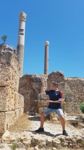 Aloïs  à Carthage