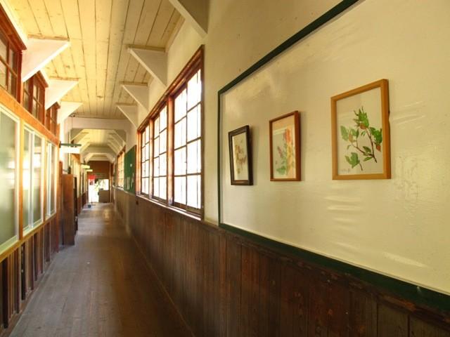 2011年8月 神川アーティストinレジデンス展 榎本ひさによる「とある神川のものがたり」