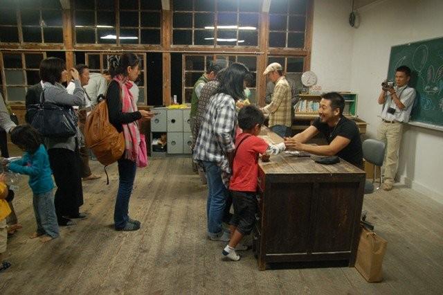 コンポーザーピアニスト 中村天平「紀伊半島秘境コンサートツアー」は、2012年7月にもここで開催されました。