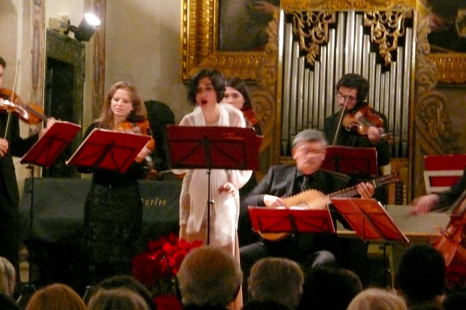 Gli Archi del Cherubino - Claudia Di Carlo