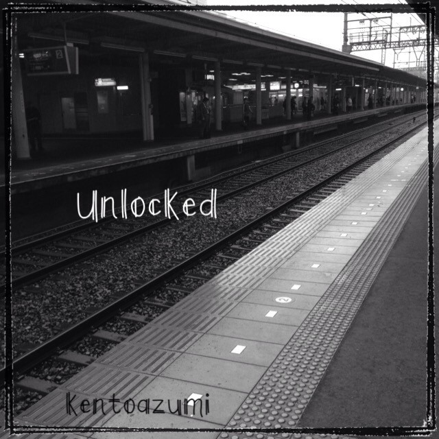 kentoazumi 18th 配信限定シングル『Unlocked』