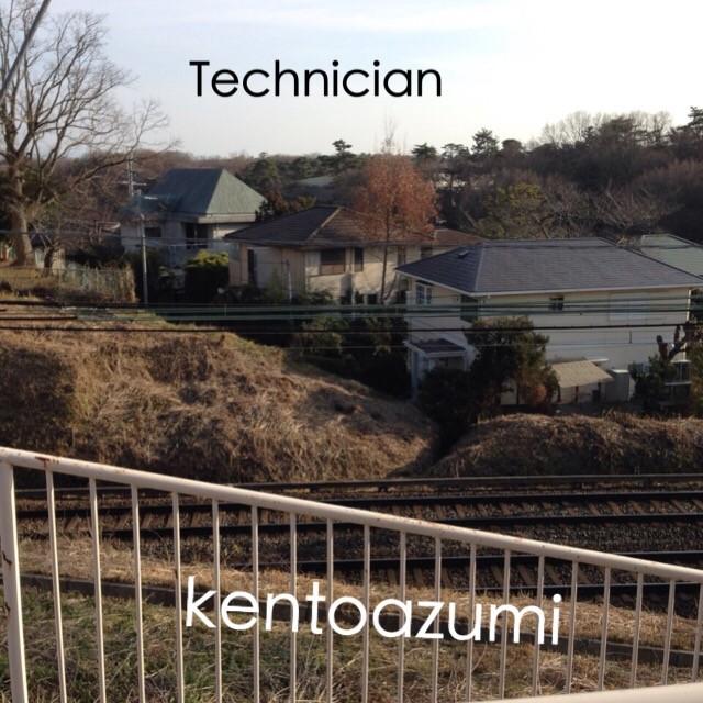 kentoazumi 14th 配信限定シングル『Technician』