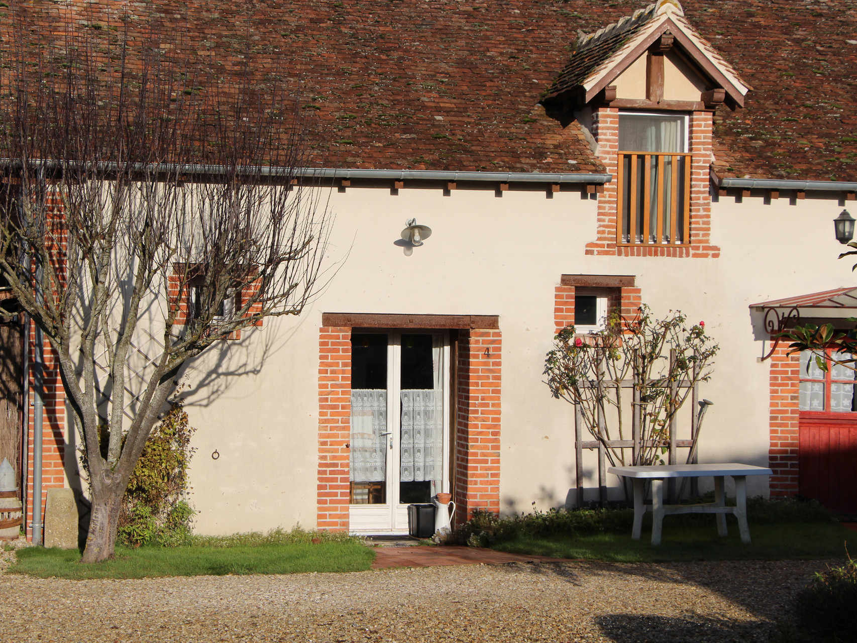 A guest house of charm in the Loire Valley