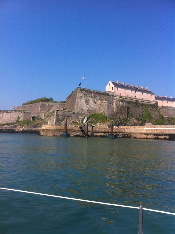Citadelle de Belle île