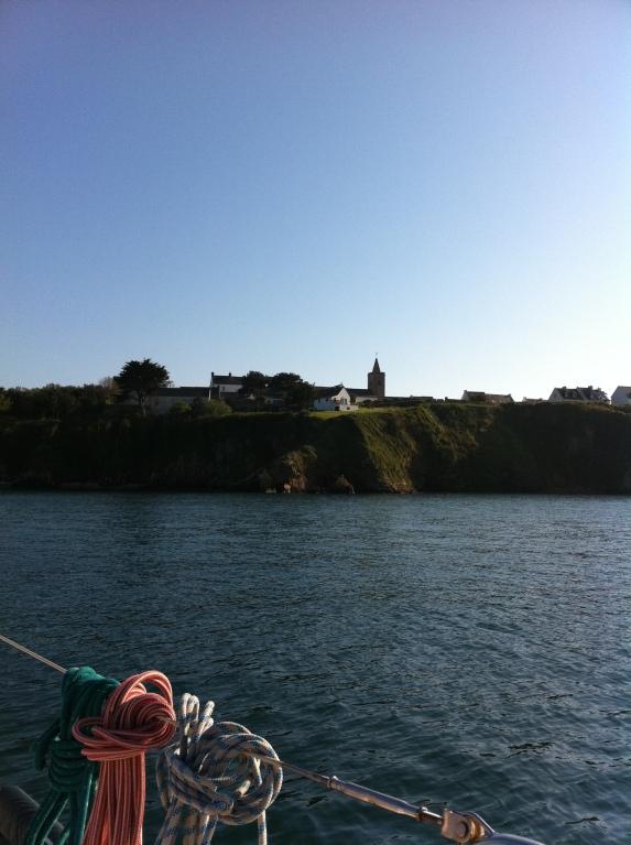 Port St Gildas, Houat