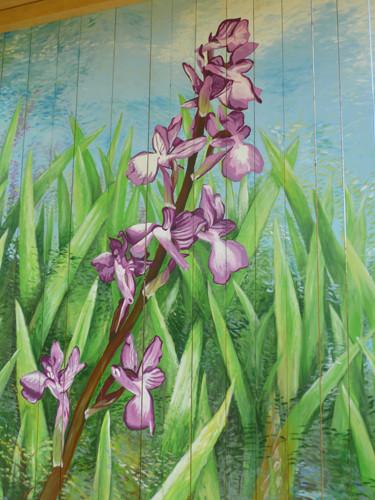 l'orchidée de la Prairie des Varinnes