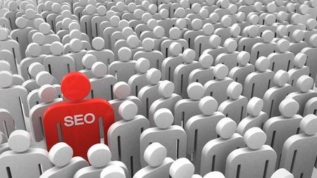 SEO: Keywords optimieren - durch Keywords oder Suchbegriffe Firmen in Google anzeigen und finden lassen