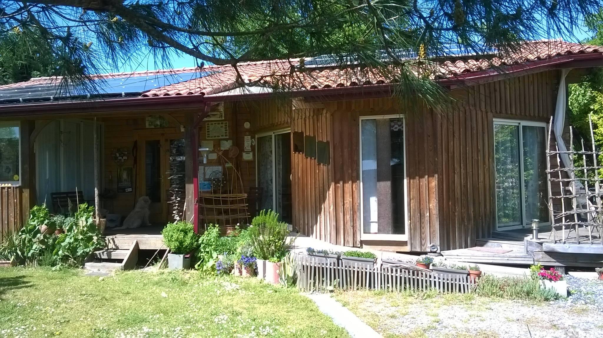 Chambre d'hôte Eco-logis Boïen