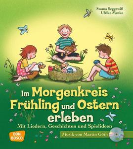 Buch Im Morgenkreis Frühling und Ostern erleben