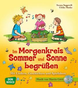 Buch Im Morgenkreis Sommer und Sonne begrüßen