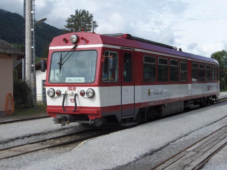 5090 im Bahnhof Mittersill