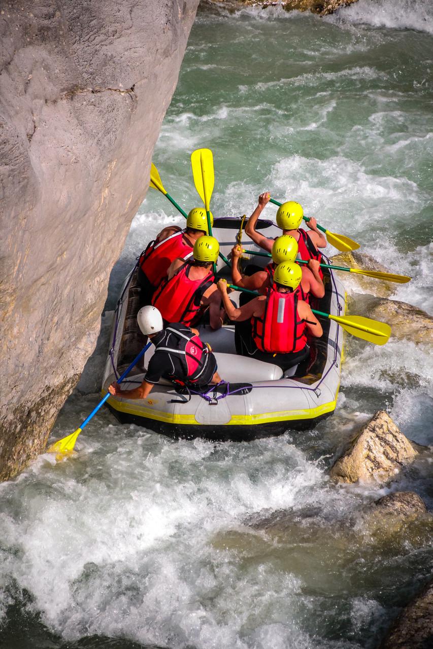 Rafting Verdon 1/2J