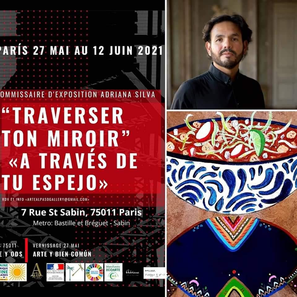 Exposition dans le cadre de la Semaine d'Amérique Latine et des Caraïbes 2021, Paris