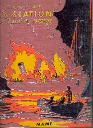 Après la glace le feu, Géhu était originaire d'une bien curieuse planète.