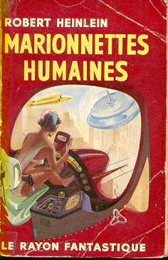 N° 25. Heinlein, marionnettes humaines.