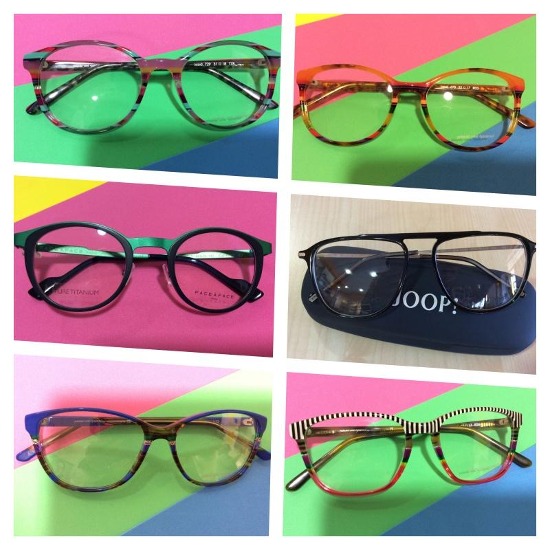 Neuankömmlinge in unserer Brillengalerie