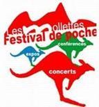 Affiche 1ier Festival de Poche 2010
