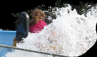 ATLANTIS RAFTING - DIE Jahrmarkts-/Kirmes-Wildwasserbahn: Rafting PUR!