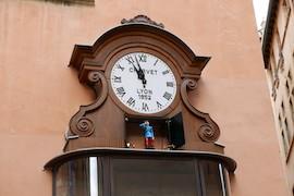 La renaissance de l'horloge Charvet