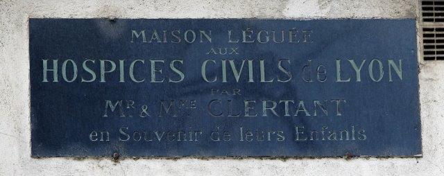 6 rue Claudius Collonge Lyon 2ème