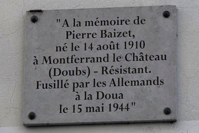 impasse Pierre Baizet Lyon 9ème