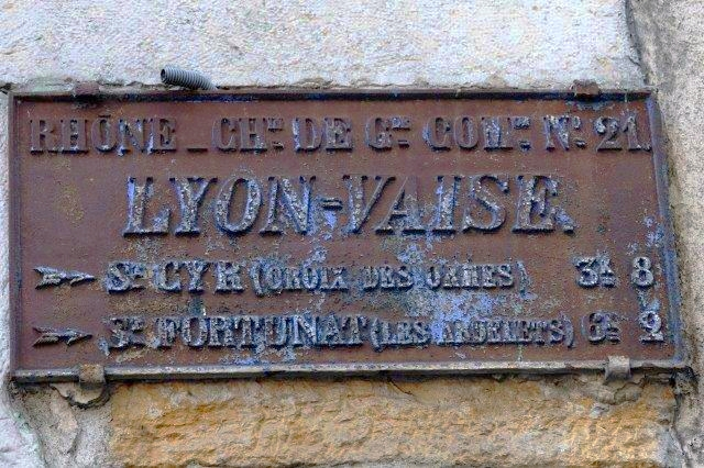 3 rue de Saint Cyr Lyon 9ème