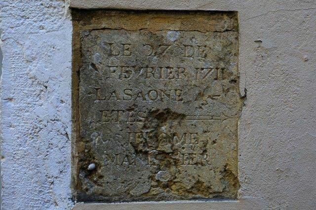 rue du Pont Cotton  Lyon 9ème
