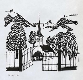 Kirche Trubschachen