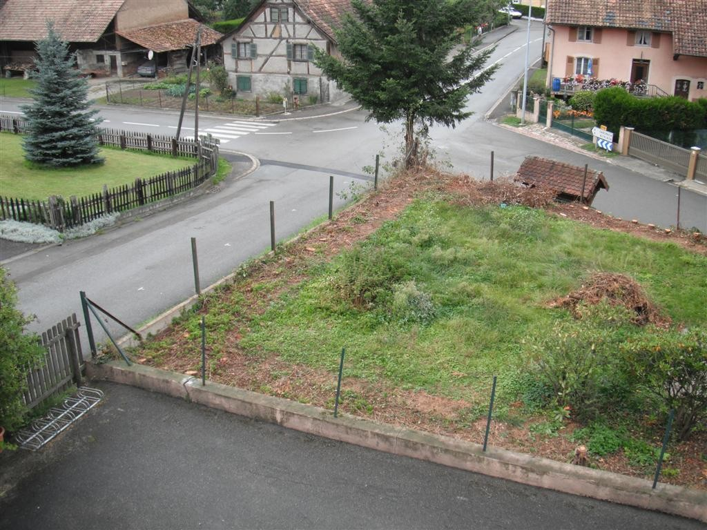 Installation du chantier par l'entreprise Broglé BTP