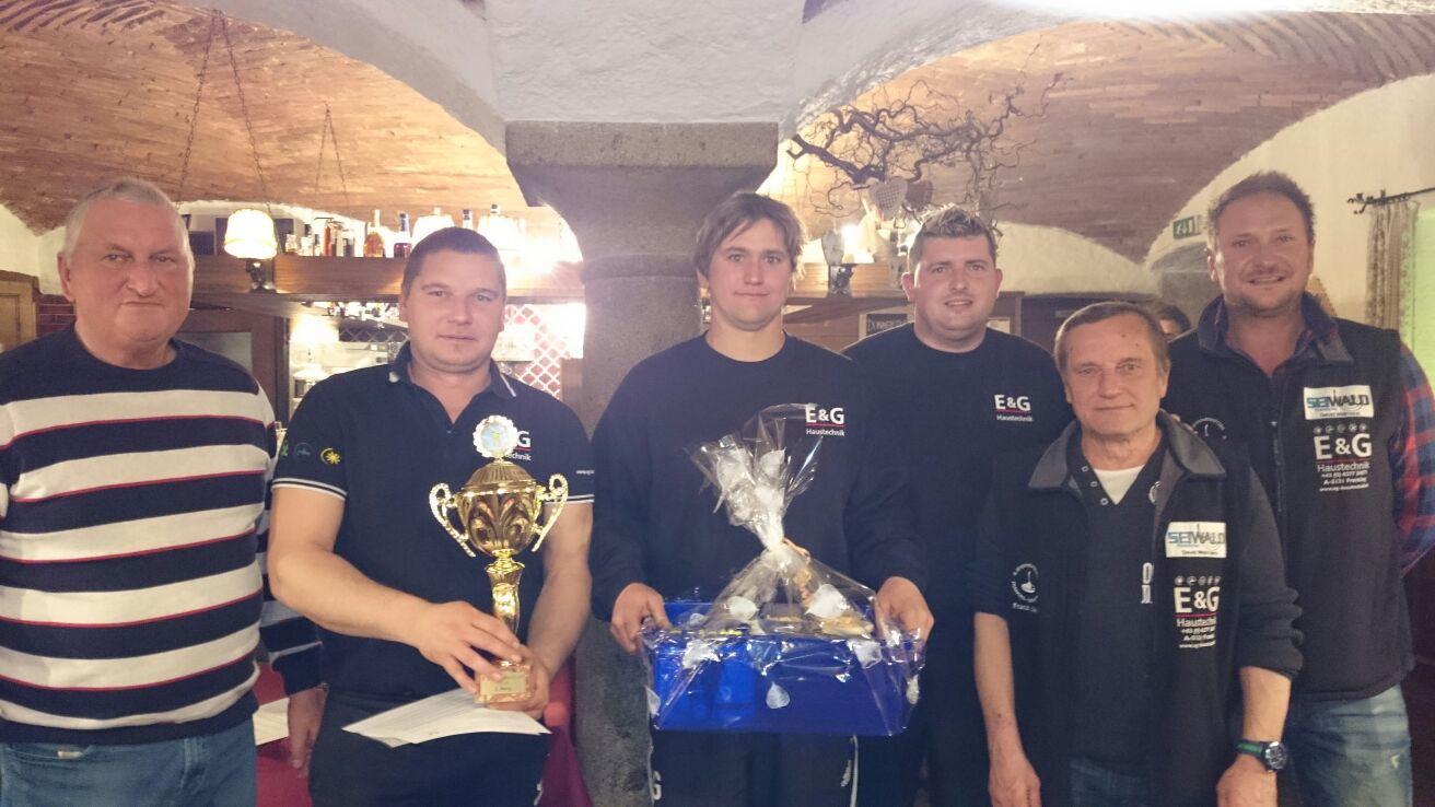 2. Platz: E & G Haustechnik