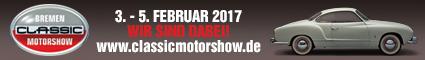 Classic Motorshow Bremen 2017