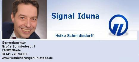 SIGNAL-IDUNA Versicherungen und Finanzen - Heiko Schmidtsdorff , Stade