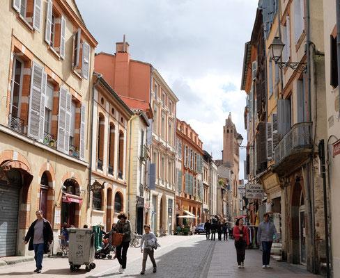 トゥールーズ 旧市街