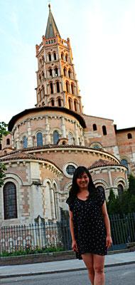 トゥールーズサンセルナン大聖堂