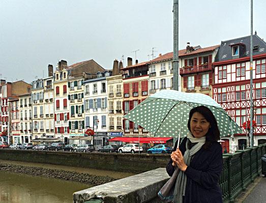 バスク地方 バイヨン