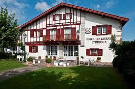 バスク地方 サール ホテルアラヤ