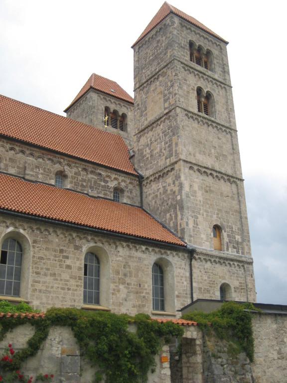 Romanische Kirche in Altenstadt